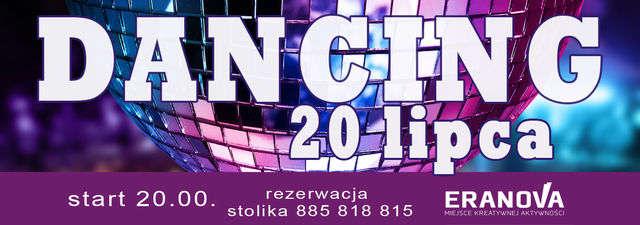 Najlepsza zabawa taneczna w Olsztynie !!! 20 lipca 2018r. godzina 20.00-2.00 - full image