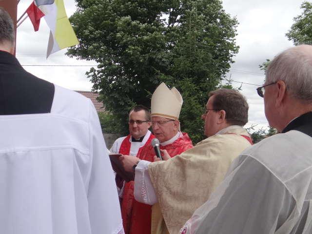 Parafialny odpust w Kiwitach