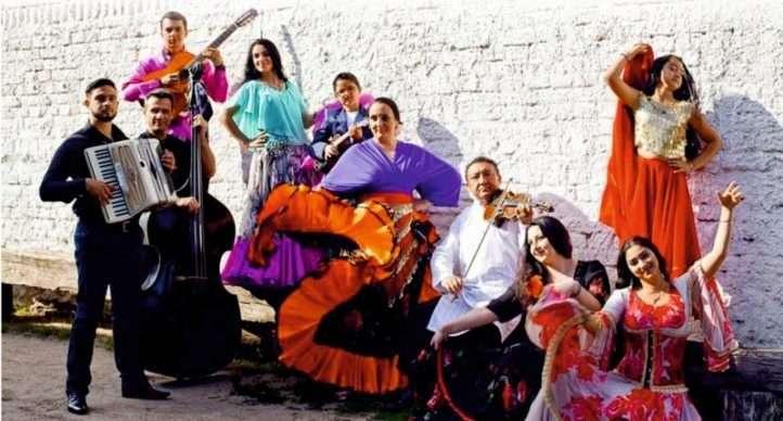 Gypsy Festival grupy Hitano ponownie zagości w Ostródzie - full image