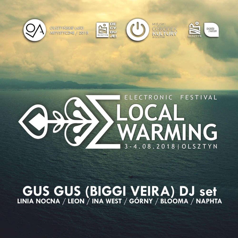 Local Warming, czyli muzyka elektroniczna z najwyższej półki w Olsztynie - full image