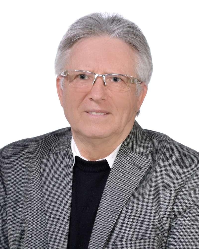 Ks. prof. Cyprian Rogowski z UWM