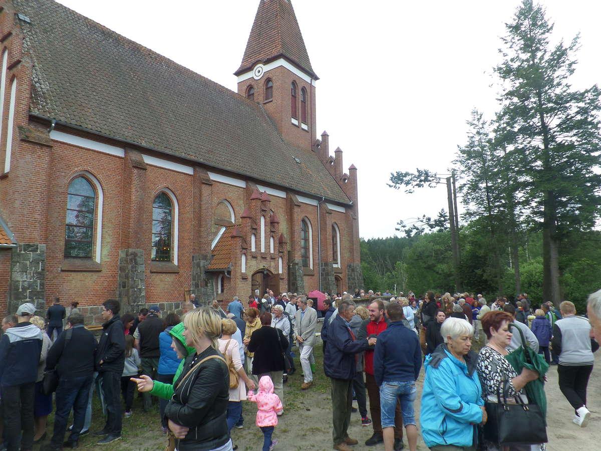 Kościoł w Orzechowie