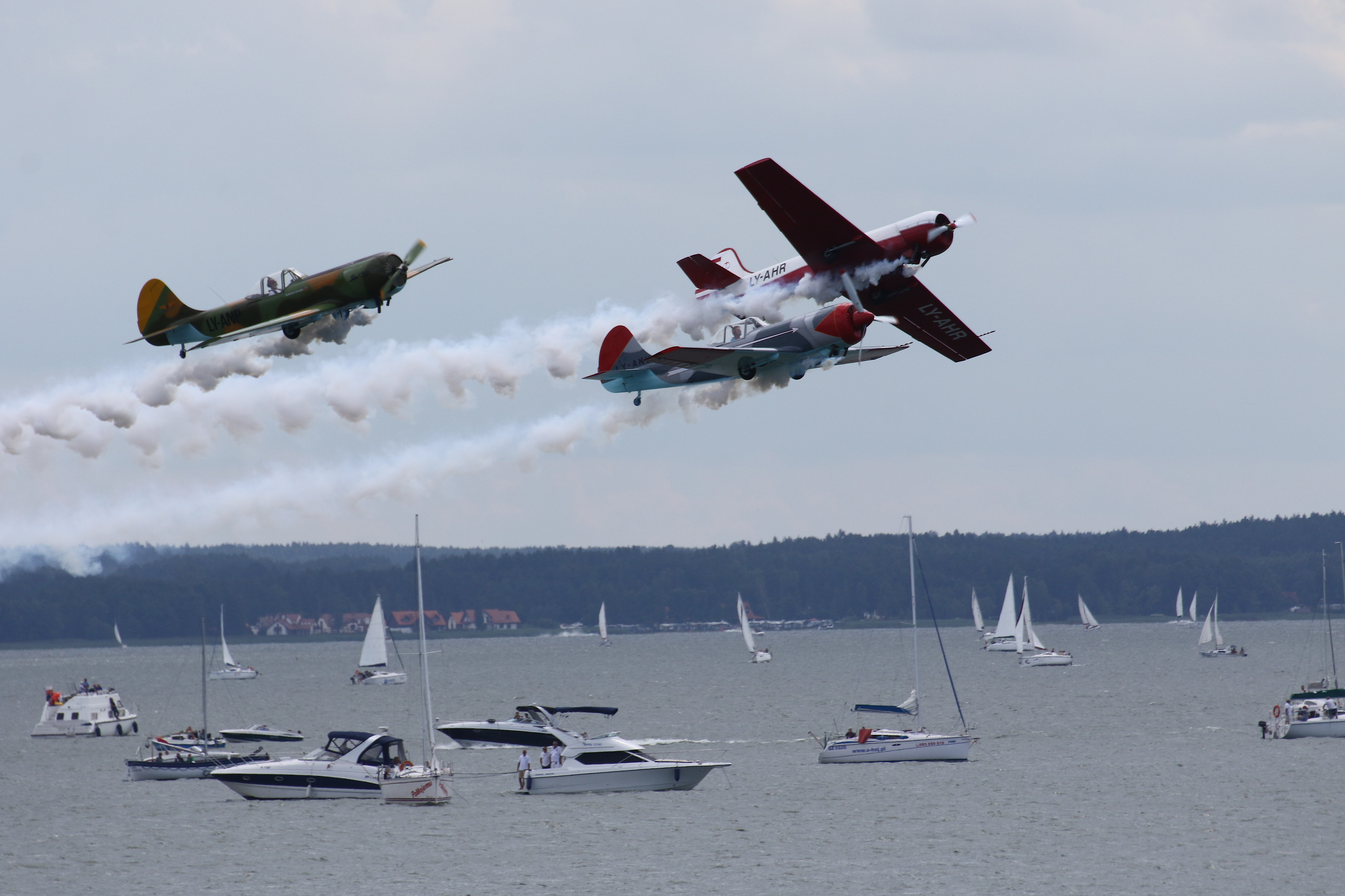 Mazury AirShow 2017
