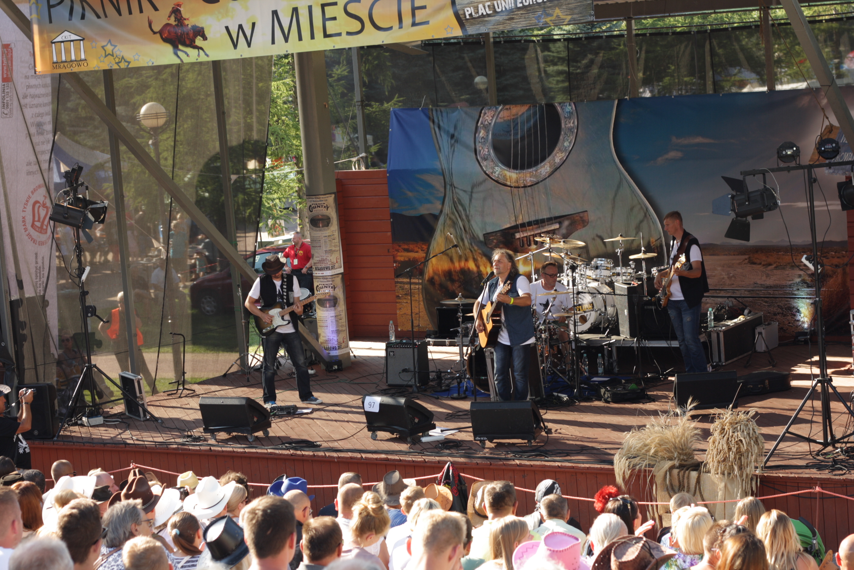 Święto muzyki country w Mrągowie
