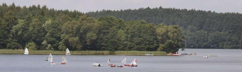 Nad jeziorami w Olsztynie wyrosną maszty