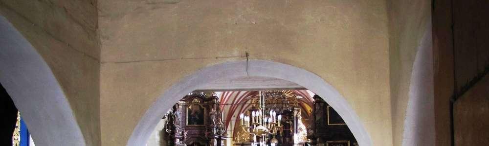 Barczewo: kościół bez Batorego