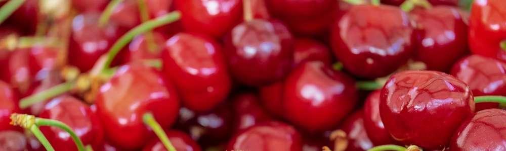 Dlaczego warto jeść wiśnie?
