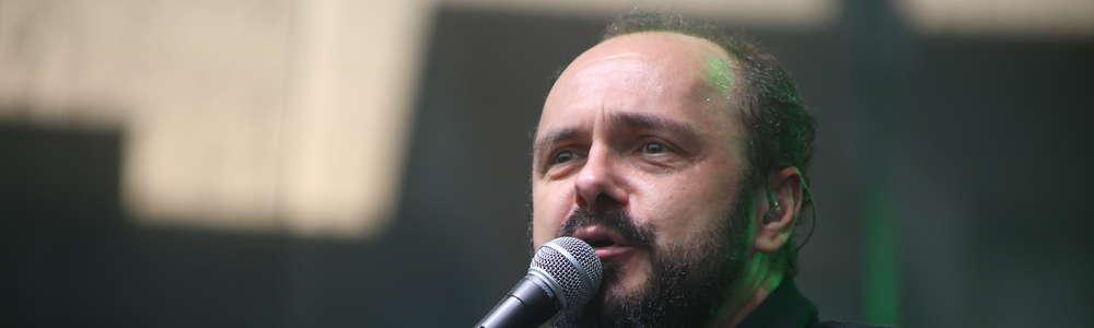 Ulubieniec Smarzowskiego zagra przed mrągowską publicznością