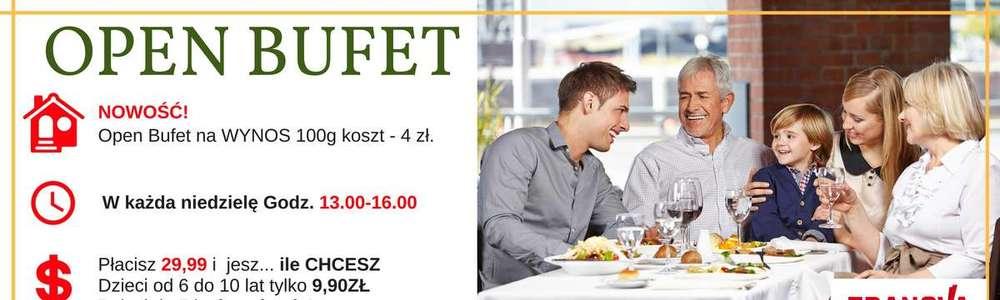 Open Bufet, czyli jesz ile chcesz!!!