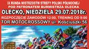 W niedzielę wielkie zawody motocrossowe w Olecku