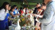 Gęsina ściągnęła tłumy gości do Biskupca Pomorskiego.