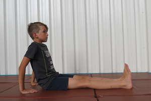 Przykładowe ćwiczenia na płaskostopie