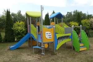 Plac zabaw dla przedszkolaków