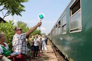 Zabytkowy pociąg zawitał do Wieliczek