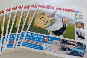 Najnowszy numer Gazety na Lato - pobierz e-wydanie