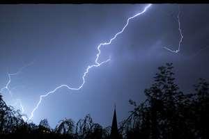 Jak zachować się w czasie burzy?