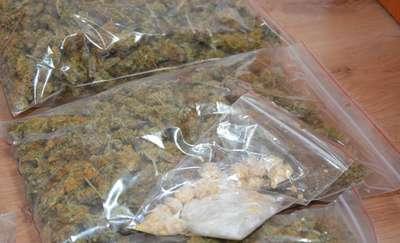 Pięciu aresztowanych i 2 kilogramy narkotyków