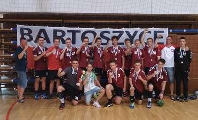 MDK Bartoszyce pokazał na Węgrzech, jak się gra w piłkę ręczną!