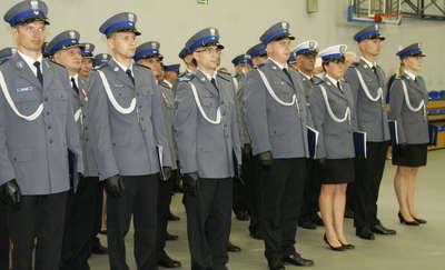 Awanse dla policjantów