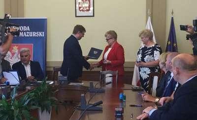 Pieniądze z rządu dla gminy Janowiec Kościelny