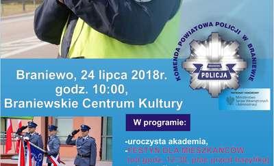 Policjanci zapraszają na obchody swojego święta