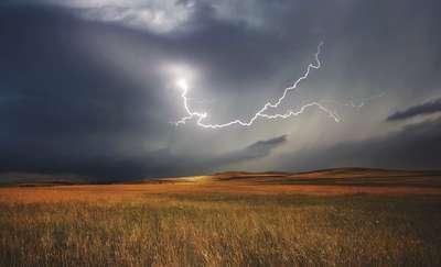 IMGW ostrzega: Uważajcie na burze z gradem!
