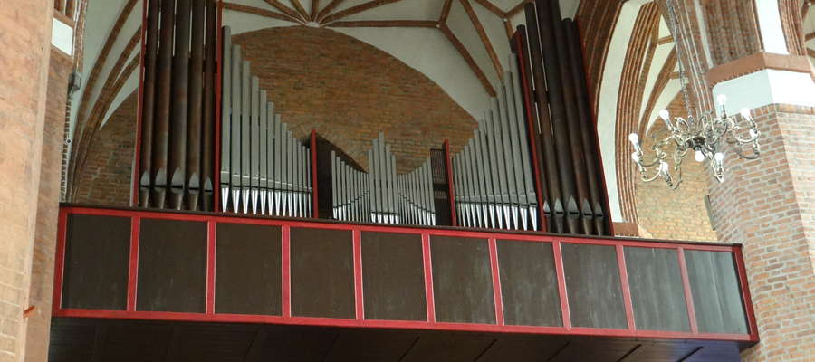 Koncertowa jesień w braniewskiej bazylice