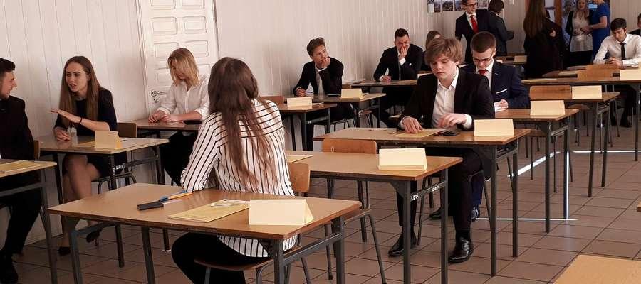 Do egzaminów poprawkowych w sierpniu przystąpi 46 abiturientów