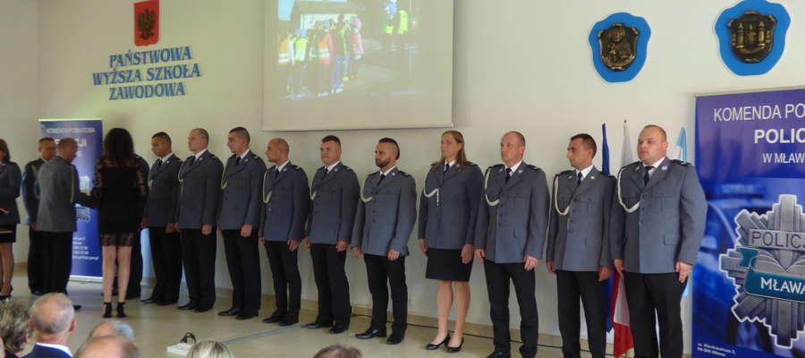 Święto mławskiej policji