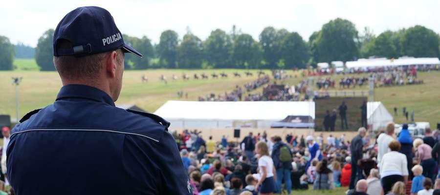 Policja podsumowuje tegoroczne obchody Dni Grunwaldu