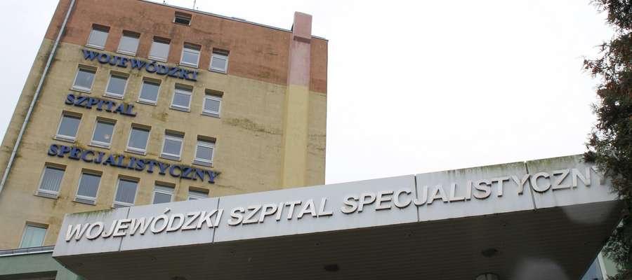 szpital wojewódzki w olsztynie