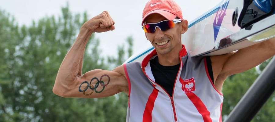 Miłosz Jankowski już niedługo popłynie w mistrzostwach Europy