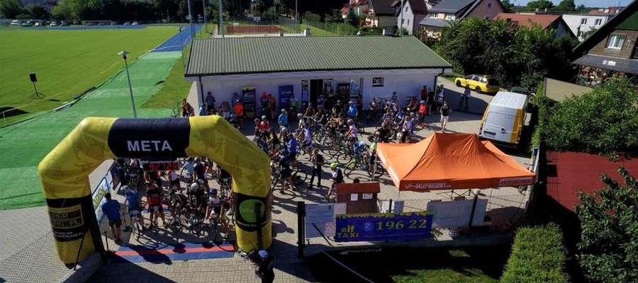 Trwają jeszcze zapisy do maratonu rowerowego Warnija — Szlakami Warmii, którego start i meta będą na pięknym dywickim stadionie