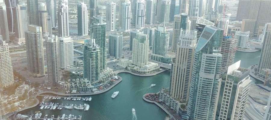 Podczas spotkania Jerzy Kraskowski opowie o podróży do Emiratów Arabskich.