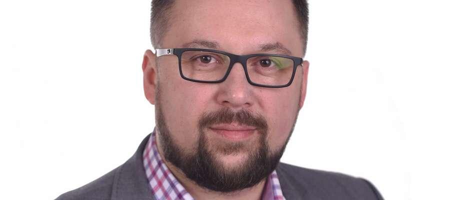 W Olsztynie listę koalicyjną lewicy będzie otwierał Marcin Kulasek