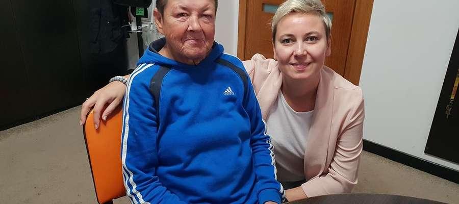 Pani Ewa: — Spotkałam na swojej drodze Adrianę Porowską, która z pracownikami pomogła mi przetrwać trudne chwile