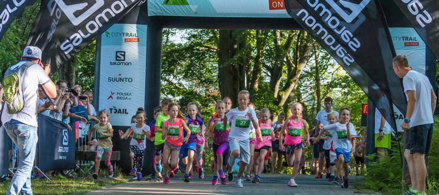 W zeszłorocznym City Trail onTour wystartowało w Olsztynie 89 dzieci