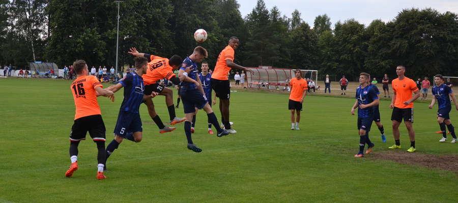 Mecz kontrolny z udziałem piłkarzy Concordii Elbląg