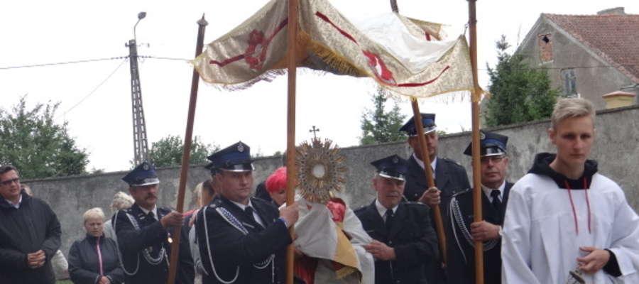 W Kiwitach 1 lipca w kościele pod wezwaniem św. Apostołów Piotra i Pawła obchodzono parafialny odpust