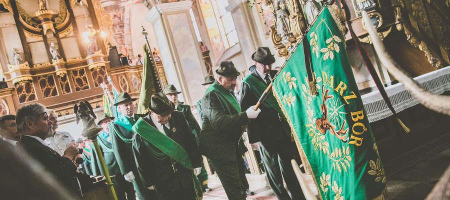 Uroczystości związane z 290-tą rocznicą konsekracji kościoła pod wezwaniem Podwyższenia Krzyża Świętego w Chwalęcinie