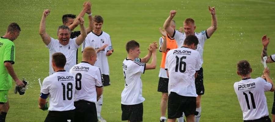 MKS Polonia Lidzbark Warmiński awansował do Ligi Okręgowej. 27 czerwca wygrał z KS Mazur Pisz 7:0. Radość kibiców wielka