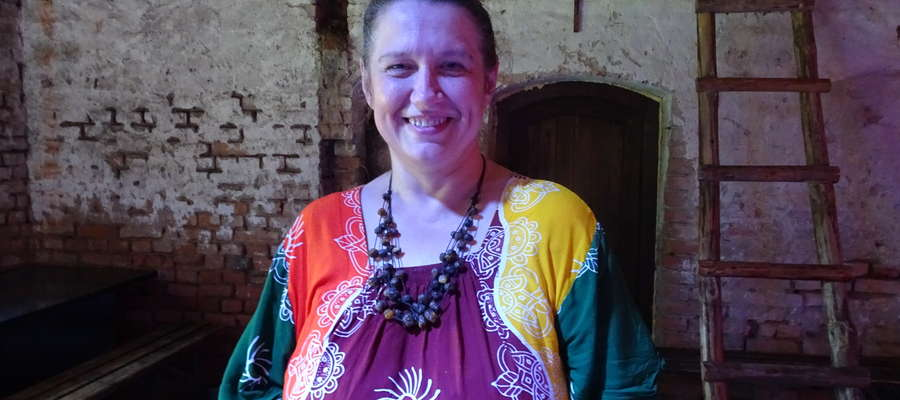 Joanna Gawryszewska szefowa Fundacji Kreolia