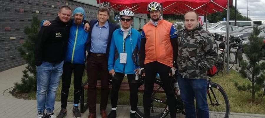 Lidzbark Warmiński był na trasie ultramaratonu Pierścienia Tysiąca Jezior
