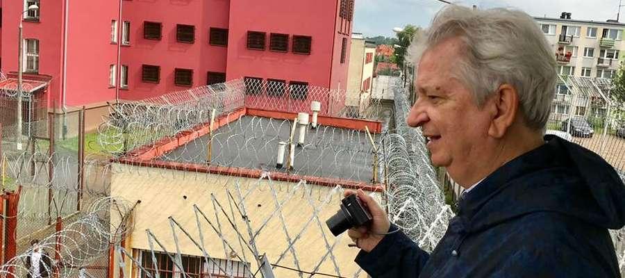 W byłym areszcie mają kręcić serial