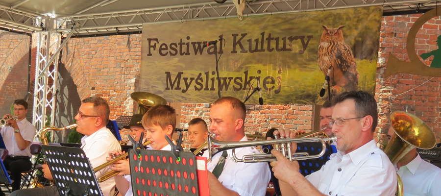 W Lidzbarku Warmińskim trwa Festiwal Kultury Myśliwskiej