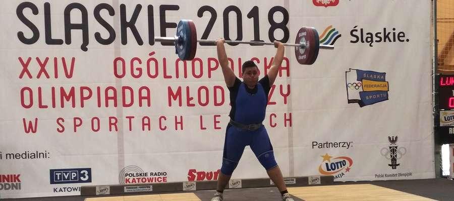 Jakub zajął na olimpiadzie siódme miejsce