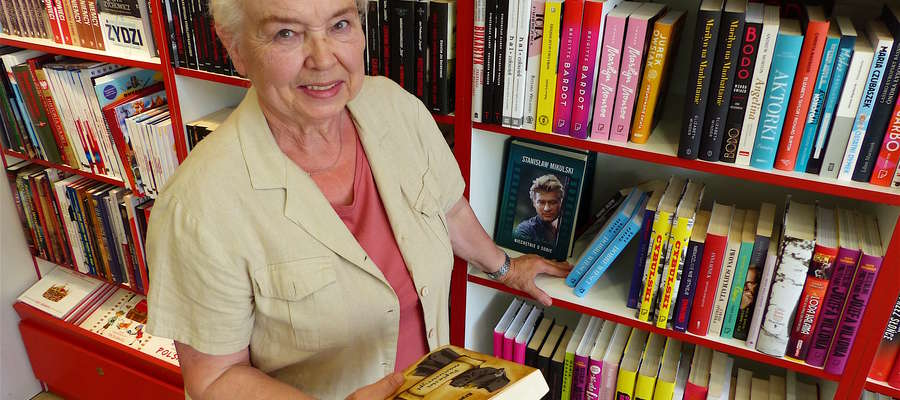 Jadwiga Bryczkowska, olsztynianka, która na emeryturze zaczęła pisać kryminały