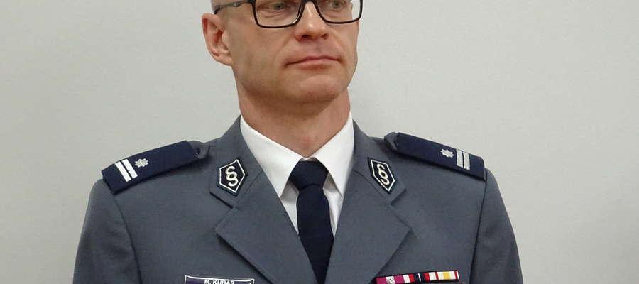 Podinsp. Marcin Kubas