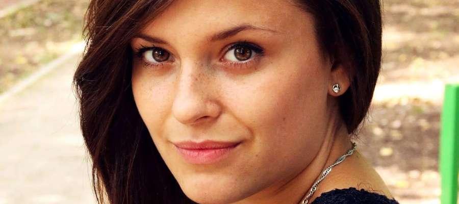Sandra Wiśniewska: — Koleżanki pomogły mi wybrać zdjęcie konkursowe.