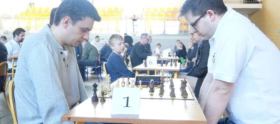 Pawel Shkapenko i Krzysztof Budrewicz. Zdjęcie archiwalne